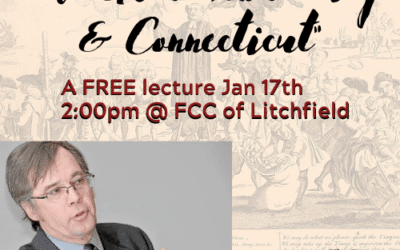 The Great Awakening & Connecticut | Hamish Lutris – Lecture Series